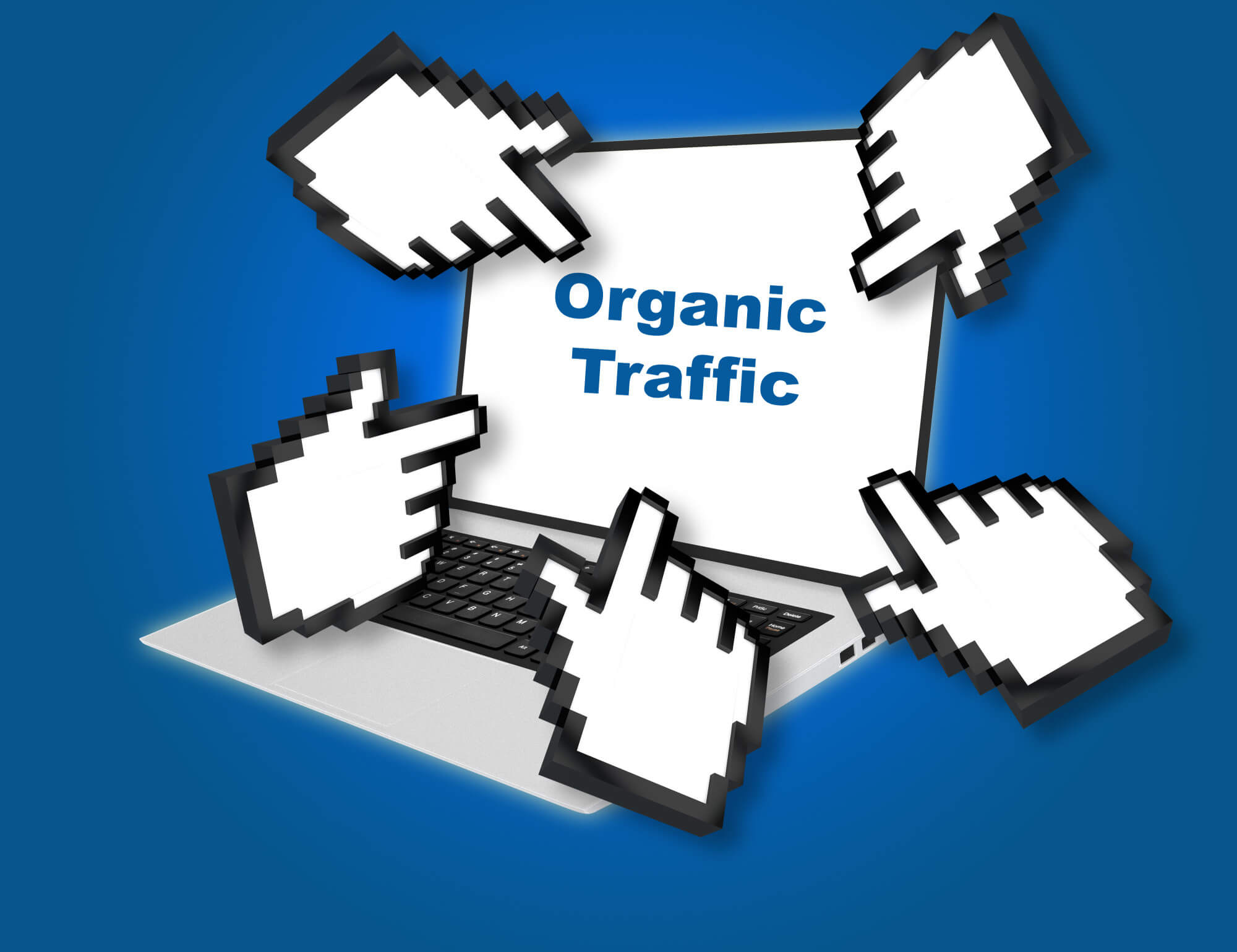 How to Write a Viral Blog Post to Gain Organic Traffic?