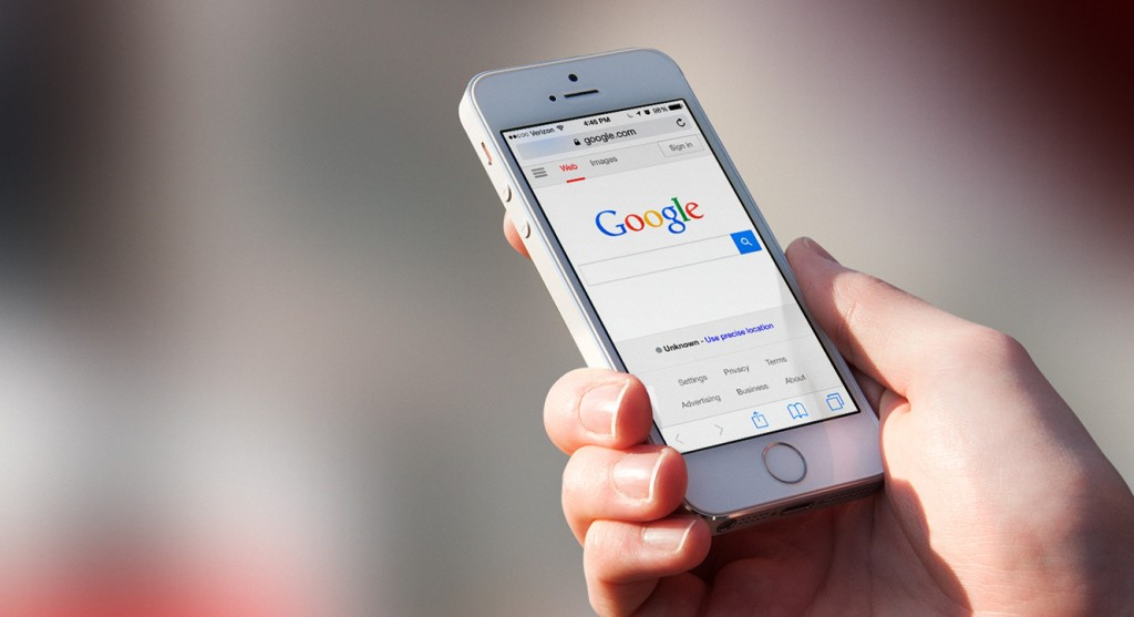 Portable Search Surpasses Desktop Search By Over half : Google
