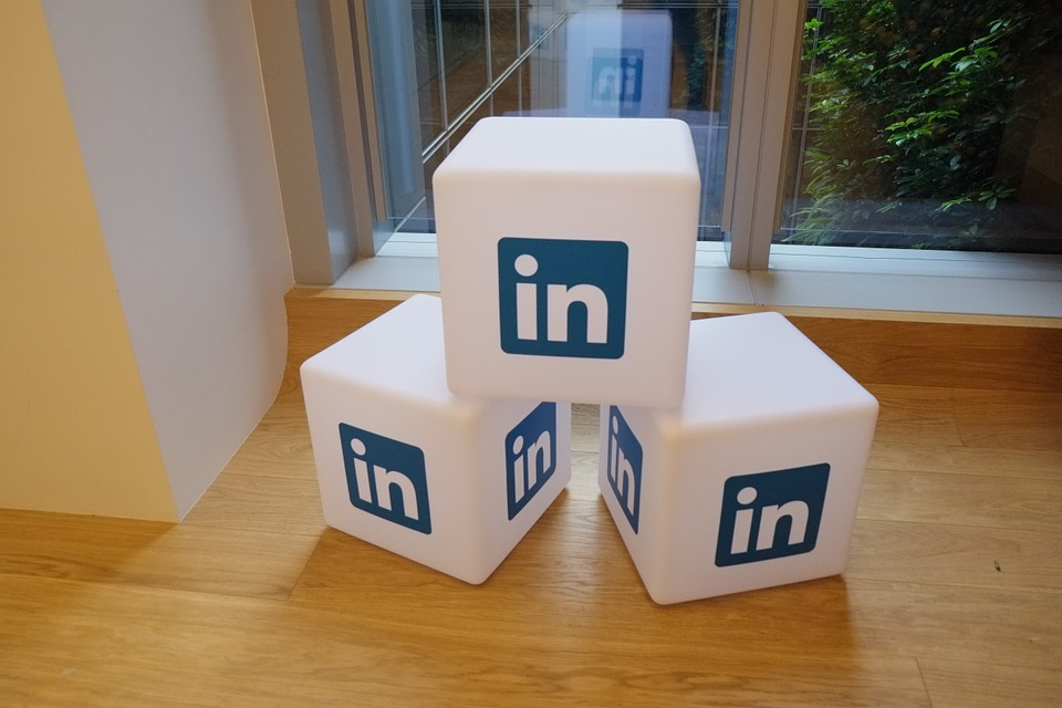 LinkedIN progressing