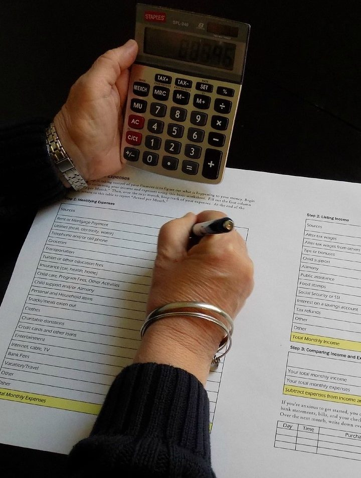 MONTHLY BOOKKEEPING CHECKLIST