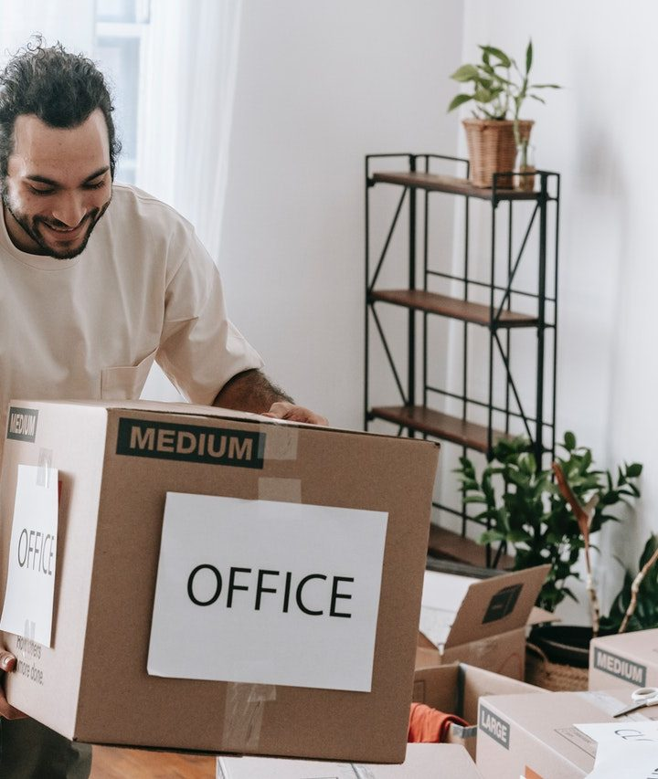 Activities After an Office Relocation