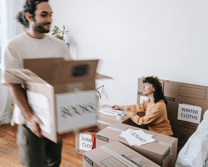 Moving your home or office