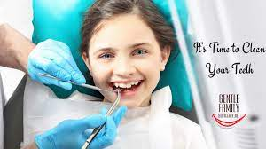 Placement Of A Single Implant In An Children Dentist In Lahore